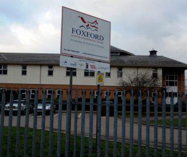 Foxford Testimonial